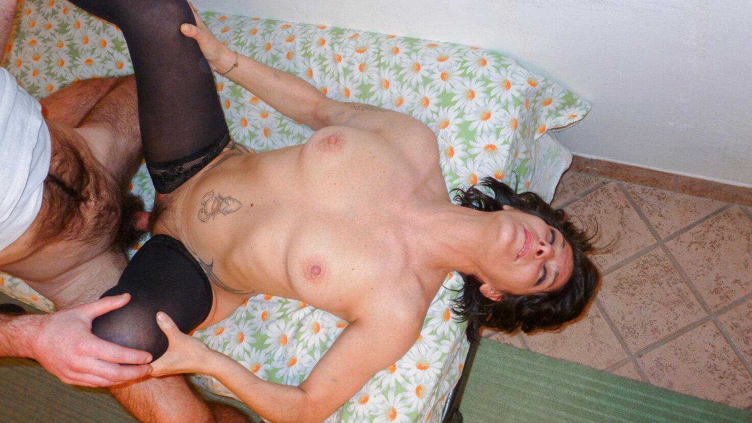 Porno mit Paartausch für reife Swinger aus Italien Giuseppe und Neva