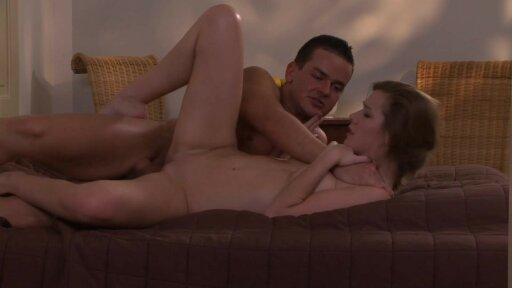 Hot Czech Alexis Crystal gets cum covered in steamy massage and sex session